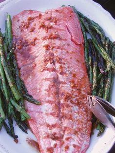 Maple Ginger Glazed Salmon recipe on Food52.com