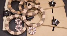 Segmenting Sled For Perfect Segments Every Time! - YouTube Segmented Turning, Wood Turning Lathe, Fall Wood Projects, Lathe Projects, Wood Turning Projects, Wood Plans, Woodworking Techniques, Woodworking Jigs, Woodworking Projects