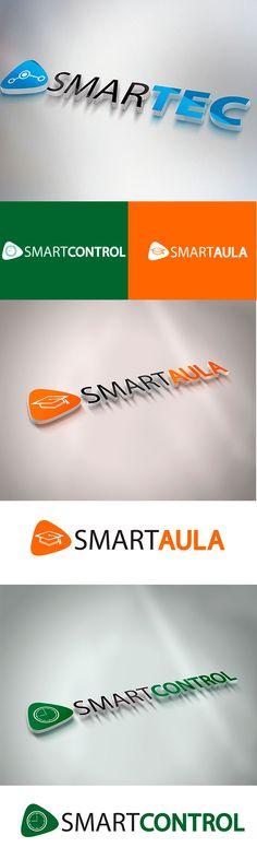 SMARTEC - DISEÑO DE LOGOTIPO DESARROLLO WEB DISEÑO GRÁFICO Diseño y adaptación de logotipo Smartaula y Smartcontrol, conjuntamente con desarrollo de Sitio web. Optimimzación de imagen empresarial.