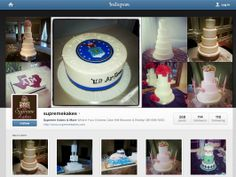 Follow us on INSTAGRAM!! @Supreme Kakes  Our designs are unique, our flavors are delicious, and our demeanor is relaxed but professional. Our cakes are all individually baked to order, and every cake is always fresh, never frozen. We have over 20 flavors, and experiment with new ones all the time - - if you don't see it on our list, don't be afraid to ask, because we can probably make it.  Supreme Kakes & More  14520 Memorial Dr. Suite 25 Houston, TX 77079 (281) 496-1000 We DELIVER!!