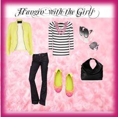 Girls Night Out - spring fashion