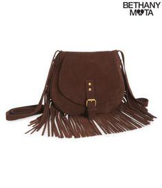 Fringed Crossbody Bag - Bethany Mota Collection