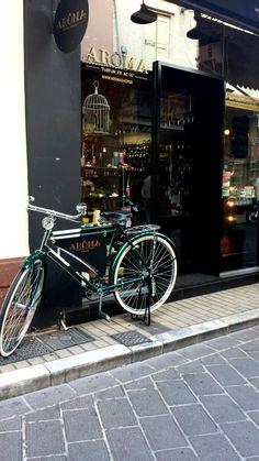 Bismarck vintage bike remake by P.K. Rango