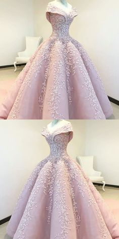 Off the Shoulder Ball Gown Pink Long Prom Dress with Appliques Pink Prom Dress, Appliques Prom Dress, Prom Dresses, Prom Dress Ball Gown, Prom Dress Long Prom Dresses Long Prom Dresses Long Pink, Formal Dresses, Wedding Dresses, Dress Prom, Prom Gowns Elegant, 15 Dresses, Debut Dresses, Fashion Dresses, Girls Dresses