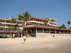 Hotel Playa.  Mazatlan.  This was our annual R & R when we were working for one week with our friends. Great food & friendly people.