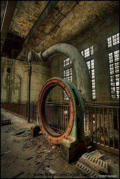 30 Fascinating Abandoned Buildings   Amazing Online Magazine