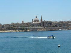 Valletta, the capital city of Malta