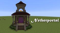 Minecraft Wunschtutorial - Netherportal by Thomas Schleginski