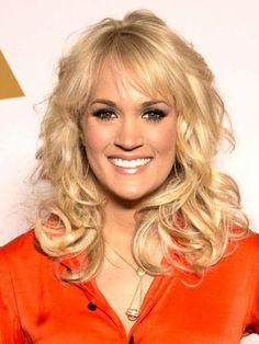 Carrie Underwood Hair Style