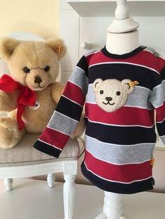 Mein Steiff Sweatshirt Babyboy Gr.12 Monate / 80 cm von Steiff! Größe 80 für 20,00 €. Schau´s dir an: http://www.mamikreisel.de/kleidung-fur-jungs/pullover/31090584-steiff-sweatshirt-babyboy-gr12-monate-80-cm.