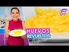 Huevos Revueltos Perfectos! ¿Cómo se hacen? - YouTube Pineapple, Fruit, Youtube, Food, Scrambled Eggs, Cooking, Recipes, Pine Apple, Essen