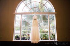 Wedding dress   Coral Gables Country Club, Miami   Miami Wedding Photographer
