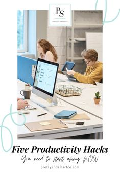 Tips for working from home. Tips for saving time. The working mom schedules to help your productivity. #workingmoms #workfromhome #homeoffice #productivity #WFH #prettyandsmartco Working Mom Schedule, Working Moms, Top Careers, Saving Time, Productivity Hacks, Career Advice, Finance Tips, Self Improvement, Need To Know