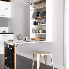 Table Plus. Good ideas for small spaces