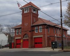 DCFD Engine 25 and Ambulance 25. 3203 King Avenue SE.