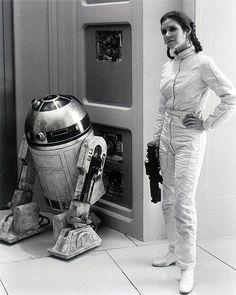 C3POとレイア姫 もっと見る