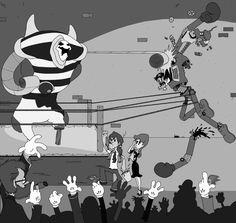 Neon Genesis Evangelion, Manga Art, Anime Manga, Tooth And Tail, Arte Robot, Pokemon, Mecha Anime, Comic Games, People Art