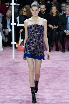 La collection Dior haute couture printemps-été 2015
