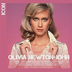"""On October 2013 Universa Music will be releasing a new 11 track compilation titled """"ICON"""" by four time Grammy winner Olivia Newton-Jo. Olivia Newton John Magic, Blond, Academy Of Country Music, Twist Of Fate, John Travolta, Female Singers, Pop Music, Movie Stars, Actors & Actresses"""