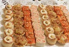 Cocina – Recetas y Consejos Finger Food Appetizers, Great Appetizers, Finger Foods, Appetizer Recipes, Aperitivos Finger Food, Cooking Time, Cooking Recipes, Decadent Cakes, Tasty