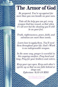 Make sure to place the armor of God on before you head into battle! Lori Schumaker - Moments of Hope. Make sure to place the armor of God on before you head into battle! Lori Schumaker - Moments of Hope. Christian Faith, Christian Quotes, Christian Living, Christian Warrior, Christian Women, Bible Scriptures, Bible Quotes, Scripture Images, Bible Book
