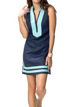 Sleeveless Tunic Dress - main