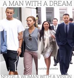 Stephen Curry Family, The Curry Family, All In The Family, Cute Relationship Goals, Cute Relationships, Curry Warriors, Ayesha Curry, Black Families, Family Goals