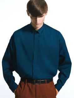 Alexander Beck Defines Simplicity for the Lithium Homme Fall/Winter 2012 Collection