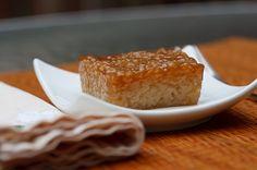 Filipino Biko Sweet Sticky Rice Recipe cuisine-asian-inspired-dishes