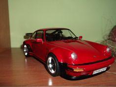 no 6 porsche 911 turbo '88