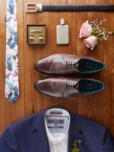 TIE THE KNOT: Calling all grooms - Ted has all the essentials to keep you looking dapper on your wedding day #WedWithTed