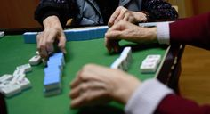 Police in Florida busted a game of mahjong in Florida at a condominium clubhouse. The group accused of the crime: four women between the ages of 87 and 95.
