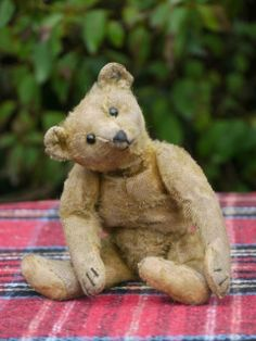 This #teddybear has seen it's fair share of hugs. Our @FuzzTherapy bears will be a keepsake you'll treasure for a lifetime.