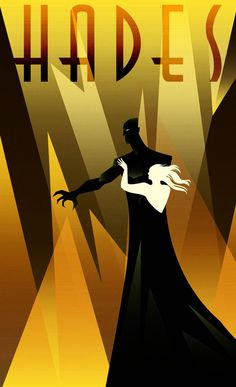 Hades ART DECO by ~rodolforever on deviantART