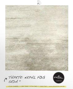 Phenicia Concept - Tapete: Nepal Fog Seda