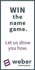 Weber Marketing Group | Winning the Name Game