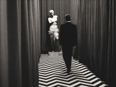 in the black lodge