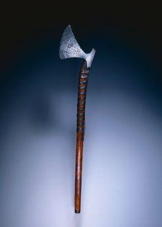 Wildling battle axe    Scandinavia, 1400s    The Cleveland Museum of Art