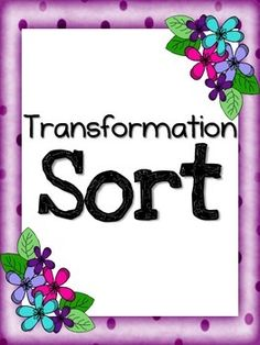 about Transformations Math on Pinterest | Geometric Transformations ...