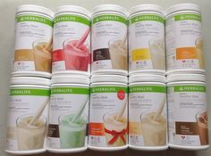 NEW Herbalife Formula 1 Healthy Meal Nutritional Shake Mix_Choose Flavor Herbalife Shake Flavors, Formula 1 Herbalife, Herbalife Healthy Meal, Herbalife Meal Plan, Herbalife Recipes, Herbalife Nutrition, Herbalife Products, Herbalife Motivation, Amway Products