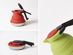 5 | A Collapsible Tea Kettle That Goes Anywhere, For $35 | Co.Design: business + innovation + design