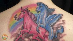 10 Tattoo's Waar Je Spijt Van Krijgt