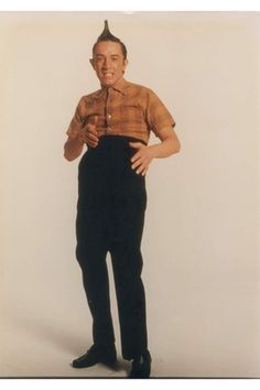 Ed Grimley played by Martin Short on Saturday Night Live