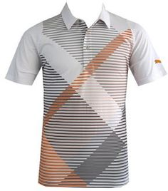 Golf Fashion Stlyle This puma golf shirt looks comfy to wear while golfing in the Outer Banks. Vertical Striped Shirt, Golf Wear, Golf Fashion, Mens Golf, Well Dressed Men, Golf Outfit, Ladies Golf, Golf Shirts, Men Dress