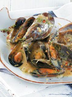 Greek Recipes, Fish Recipes, Seafood Recipes, Appetizer Salads, Appetizer Recipes, Cookbook Recipes, Cooking Recipes, Food Network Recipes, Food Processor Recipes