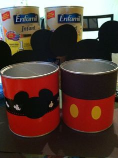 Image result for envases mickey centros de mesa