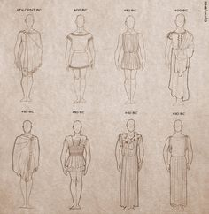 Ancient Greek Clothing for Men by Ninidu.deviantart.com on @DeviantArt