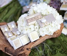 SoBelle Chocolate Favors - Stacy Childers Photography