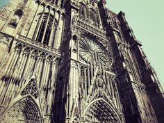 Notre Dame de Strasbourg – Gotik it its best!