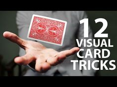 """12 Easy Cool Card Tricks Each week, I accept bags of questions from my admirers about tech concerns, new articles and all things digital. [[caption id="""""""" align=""""aligncenter"""" Card Tricks For Kids, Easy Magic Card Tricks, Magic Tricks Tutorial, Cool Card Tricks, Magic Tricks For Kids, Card Tricks For Beginners, Deck Of Cards, Cool Cards, Fun Learning"""